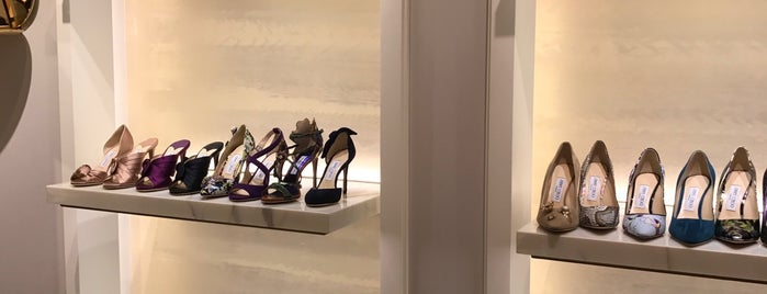 Jimmy Choo is one of Posti salvati di Pame.