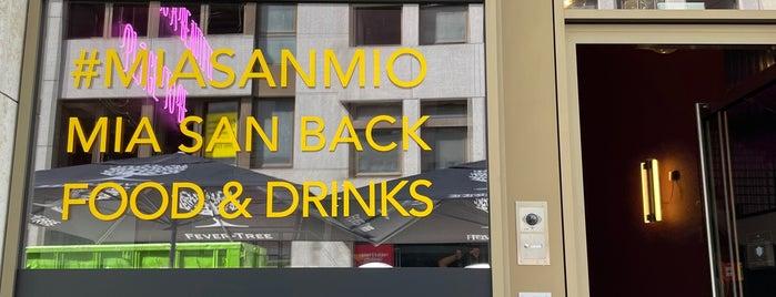 Amano Bar Munich is one of München 2.