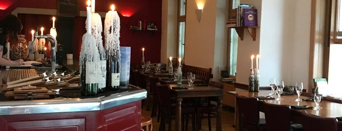 Kitchen Library is one of Berlin Restaurants.