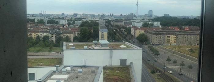 Skykitchen is one of Berlin.