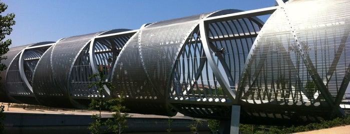 Madrid Río: Puentes, pasarelas y presas