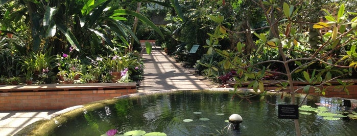Matthaei Botanical Gardens is one of Recommendations in Ann Arbor.