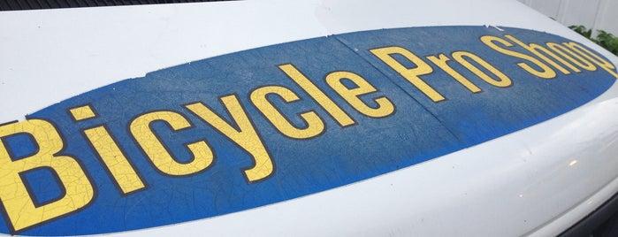 Bicycle Pro Shop is one of สถานที่ที่ Doug ถูกใจ.