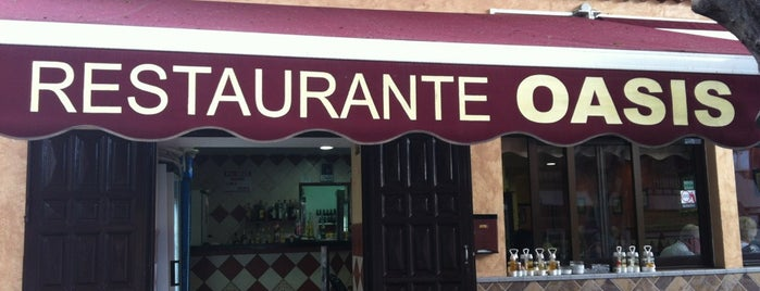 Restaurante Oasis Adeje is one of Tenerife: restaurantes y guachinches..