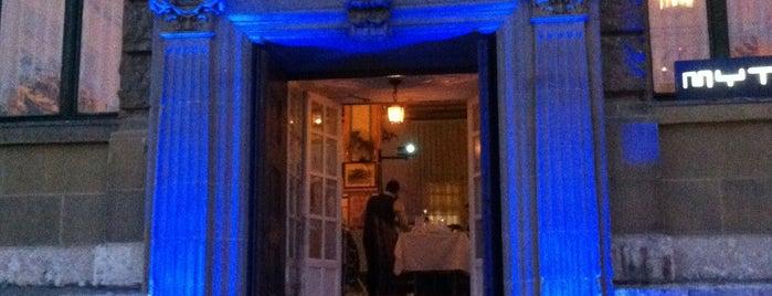 Gar Restaurant - Mythos is one of meyhanedeyiz.biz.
