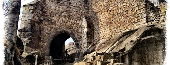 Burg und Kloster Oybin is one of Tourist tips by Škoda.