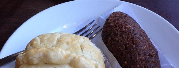 Café no Ponto is one of Locais curtidos por M.a..