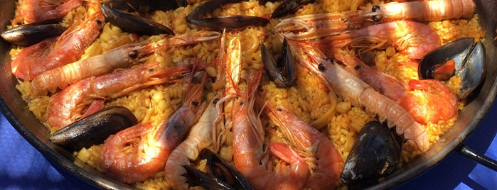 La Mar Sala is one of Restaurant.