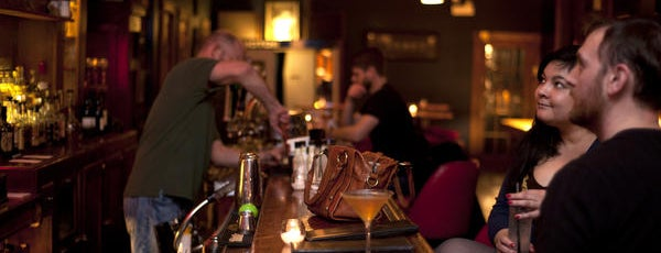 Weegee's Lounge is one of Must Try Chicago Bars and Restaurants.