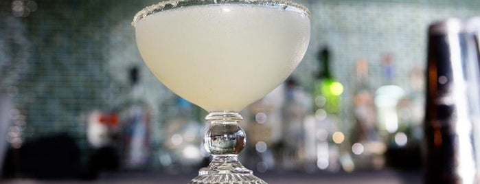 Masa Azul is one of 11 Excellent Margaritas in Chicago.
