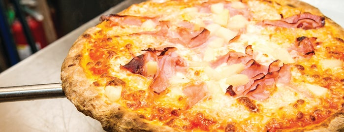 Elio Pizza on Fire is one of Dinner.