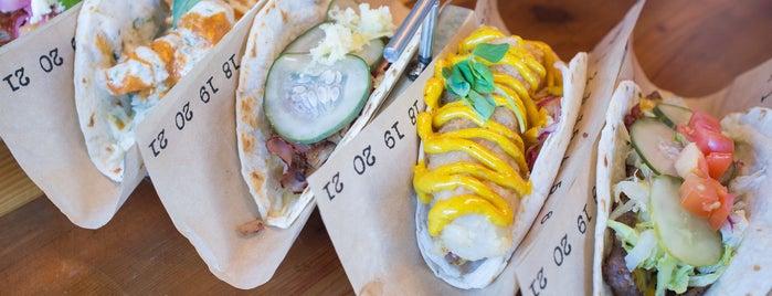 Velvet Taco is one of Chicago.
