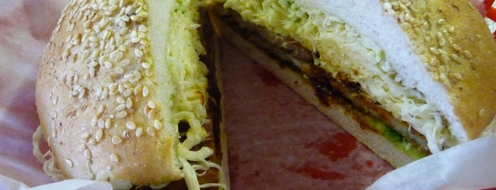 Cemitas Puebla is one of Must Try Chicago Bars and Restaurants.