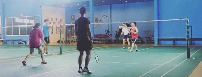 PK  ARENA  Badminton Club is one of Lugares favoritos de Paolo.