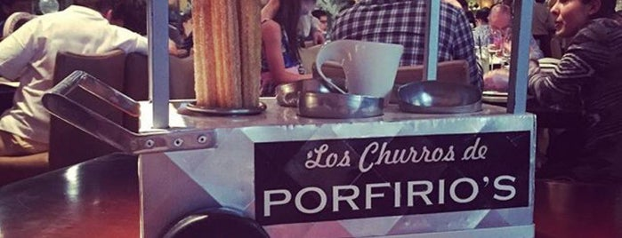 Porfirio's Restaurant is one of Lugares favoritos de Jordan.