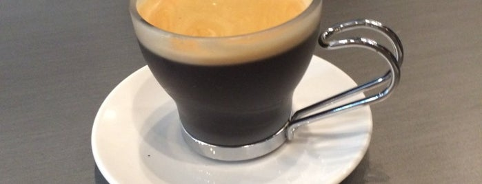 Ebrik Coffee Room is one of 15 Top Coffee Shops in Atlanta.
