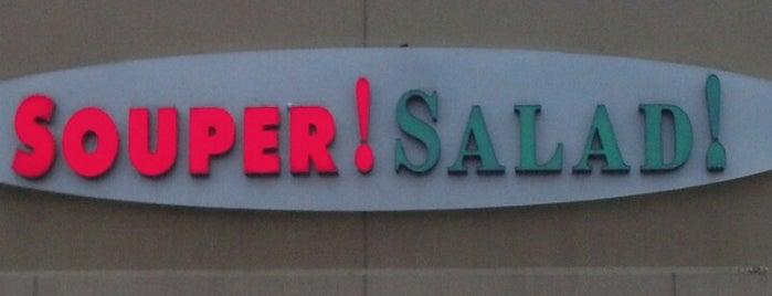 Souper Salad Lubbock is one of สถานที่ที่ Lauren ถูกใจ.