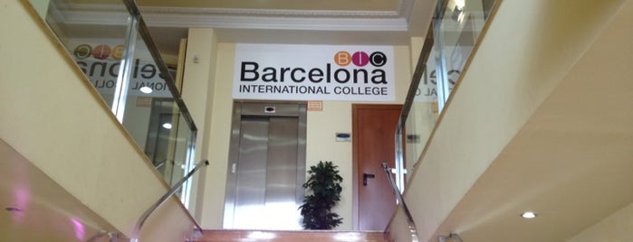 Enforex Barcelona is one of BCN 2012.