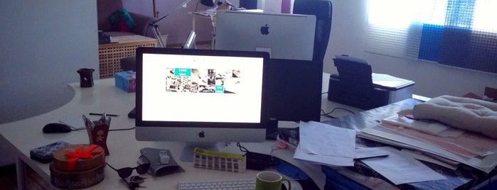 LogoFeel Design Studio is one of Locais salvos de Osama.
