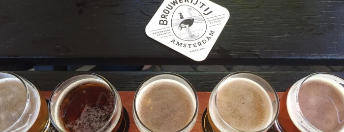 Brouwerij 't IJ is one of So you're coming to Amsterdam?.