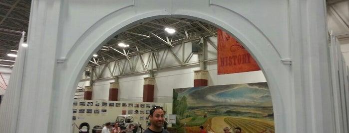 Wisconsin Exposition Center is one of George'nin Beğendiği Mekanlar.
