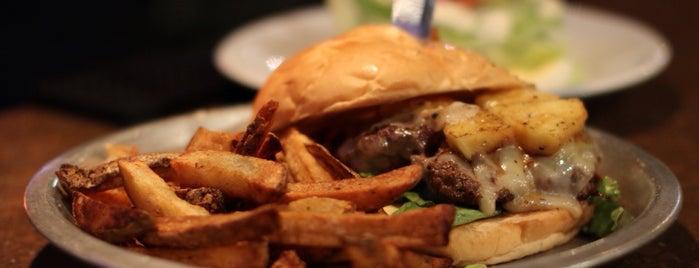 Burger Bar 419 is one of Ohio Burgers.