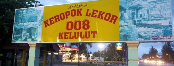 Keropok Lekor 008 Kelulut is one of Tempat yang Disukai Biel.