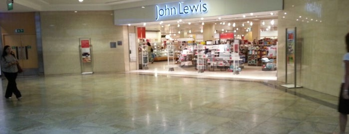 John Lewis & Partners is one of Dave 님이 좋아한 장소.