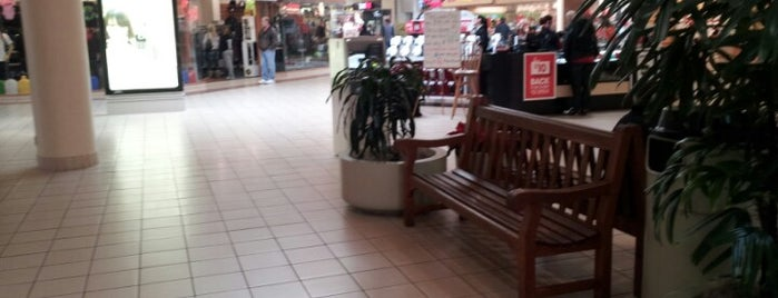 Heritage Mall is one of Best Places to People Watch.