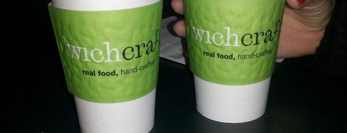'wichcraft is one of Earl of Sandwich 10X (NY).