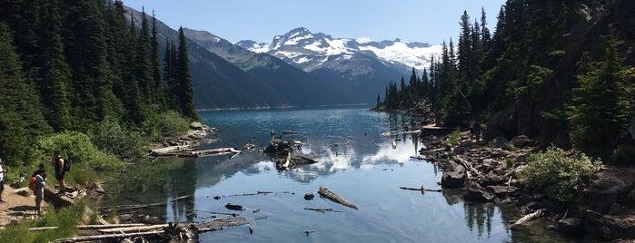 Garibaldi Lake Trailhead is one of Misc..