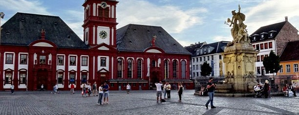 Marktplatz is one of Mannheim.