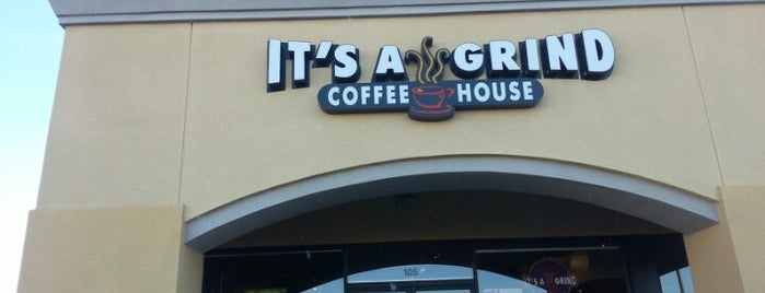 It's A Grind Coffee House is one of Paleo Friendly.