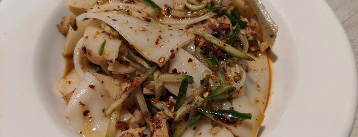 Qin Xi'an Noodles is one of Datさんの保存済みスポット.