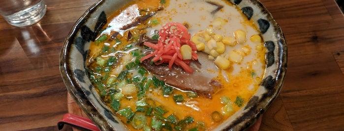 Marufuku Ramen is one of San Fran.