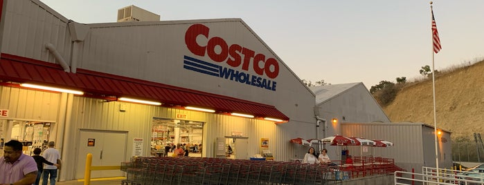 Costco Wholesale is one of Whale's Vagina.