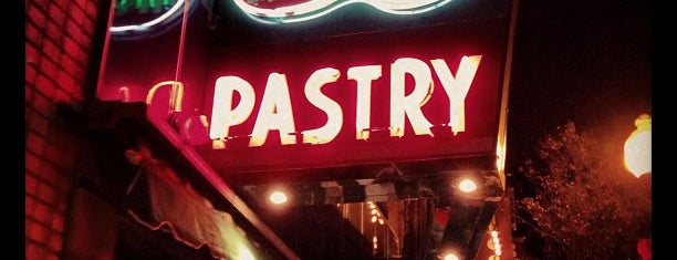 Modern Pastry Shop is one of Boston.