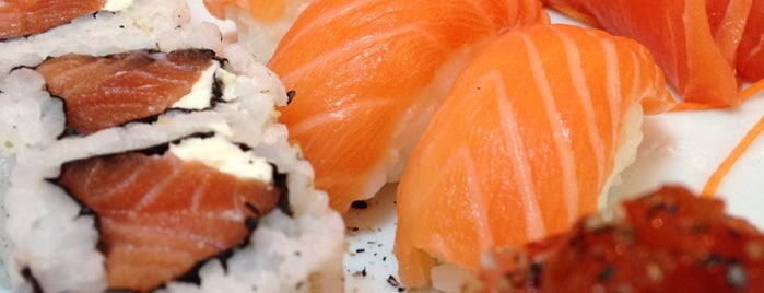 Sushi Nacaza Delivery is one of Sushi in Porto Alegre.