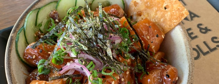 Ohana Poke & Rolls is one of Joao 님이 좋아한 장소.