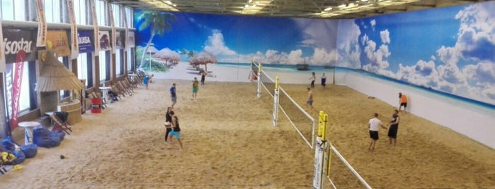 Beach Box is one of Volejbols Latvijā #VolejbolsLV.