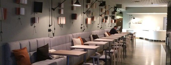 Chat Cafe-Restaurant is one of Riga Foodie.