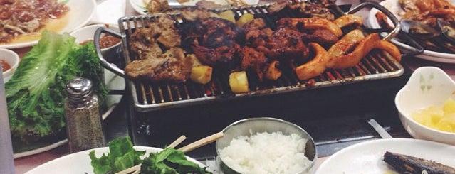 Seoul Kalbi Korean B.B.Q is one of Bay Area *FOOD*.