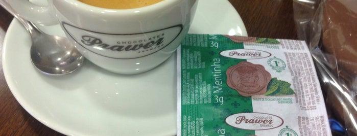 Chocolates Prawer de Gramado is one of Coffee & Tea.