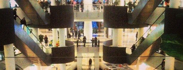 Astana Mall is one of Astana.
