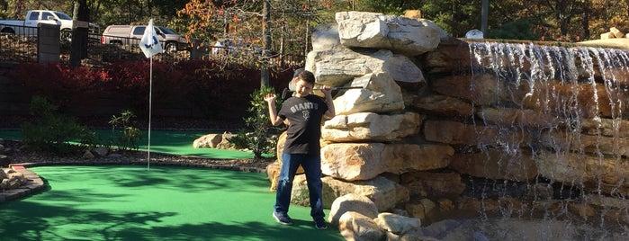 Massanutten Mini Golf is one of Mini Golf VA.