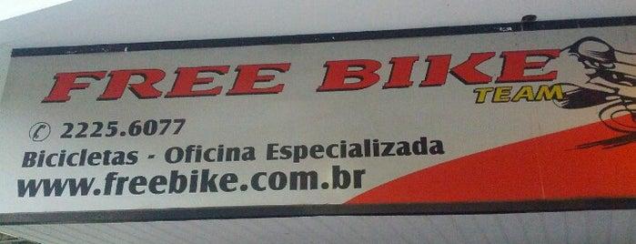 Free Bike is one of Rio de Janeiro.