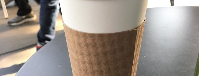Groundwork Coffee is one of สถานที่ที่ Cameron ถูกใจ.