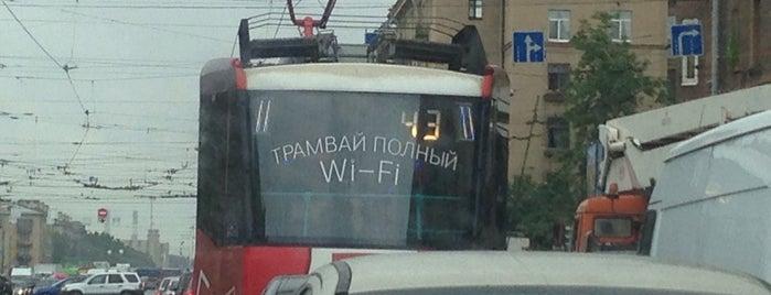 Благодатная улица is one of WiFi.