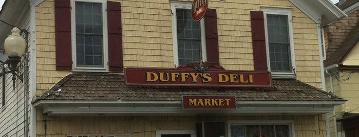 Duffy's Deli is one of North Fork Fun and Games.