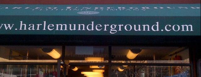 Harlem Underground is one of NY To Do.